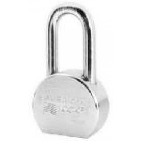 "American Lock A701 Round Re-Keyable Solid Steel Lock, 2-1/2"""