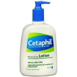 Cetaphil Moisturizing Lotion for All Skin Types 16 oz