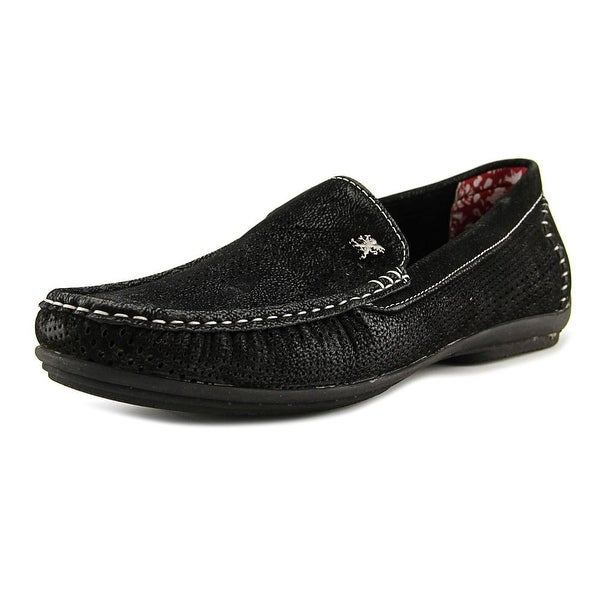 Stacy Adams Pippin Men Black Loafers