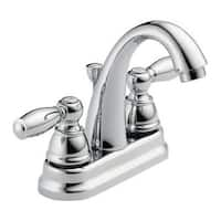 Peerless P299696LF Two Handle Lavatory Faucet, Chrome