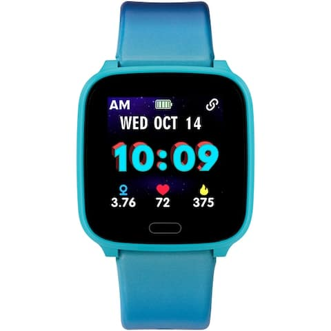 iConnect by Timex TW5M40600 Kids Active Blue Smartwatch