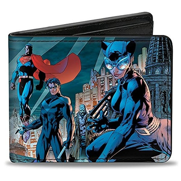 Buckle-Down Bifold Wallet DC Comics Batman