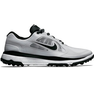 Nike Men's FI Impact Light Grey/Black Golf Shoes611510-003/611511-003