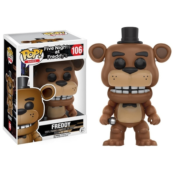 Five Nights At Freddy's POP Vinyl Figure: Freddy - multi