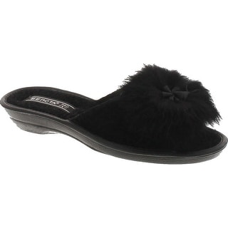 Link to Sc Home Collection Womens Fashion Fur Made in Europe Slippers - Black Similar Items in Slippers, Socks & Hosiery