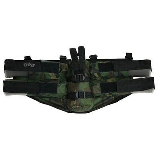 Gen-X Global GXG 4+1 Horizontal Paintball Harness