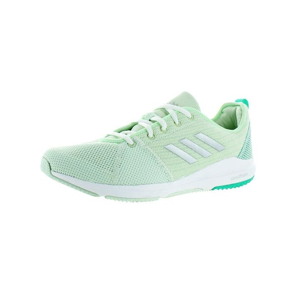 O después tos filtrar  Shop Adidas Womens Adrianna Cloudfoam Running, Cross Training Shoes Trainer  - Overstock - 25460735