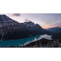Mountain Landscape Photograph Art Print
