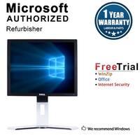 """Refurbished Dell E170S 17"""" LCD 1280 X 1024 - Black"""