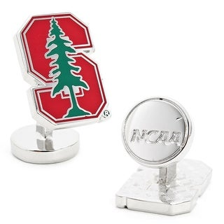 Palladium Stanford University Cufflinks - Red
