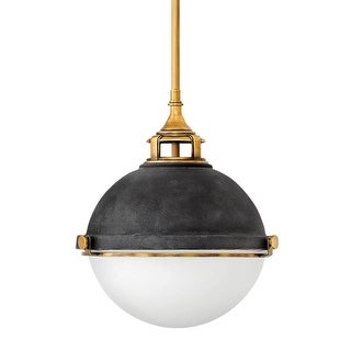 Hinkley Lighting 4834 2 Light Single Pendant From the Fletcher Collection (2 options available)