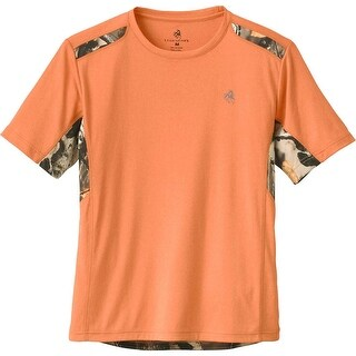 Legendary Whitetails Men's Big Game Camo Vapor Performance T-Shirt
