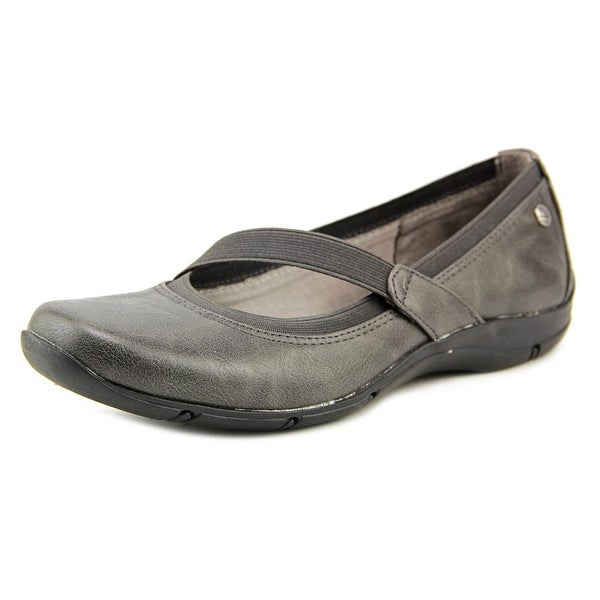 Life Stride Drastic Women W Round Toe Synthetic Black Mary Janes