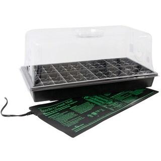 Jump Start CK64060 Hot House with Heat Mat, Tray, 72 cell insert