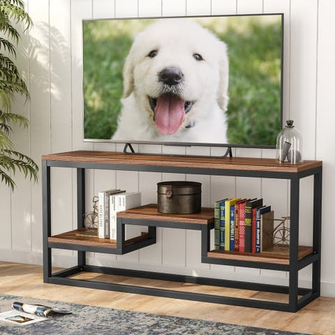 3-Tier Entertainment TV Stand