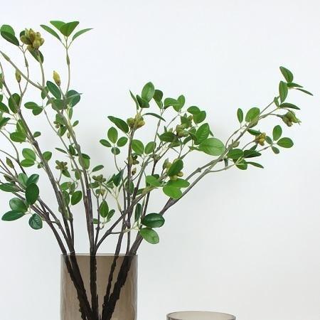 "FloralGoods Artificial Banyan Leaf Stem 28"" Tall"