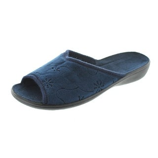 Sc Home Collection Womens Open Toe Slippers