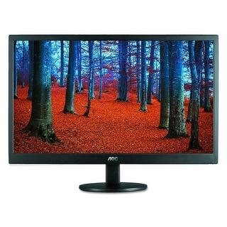AOC e2050Swd 20-Inch Class Screen LED-Lit Computer Monitor