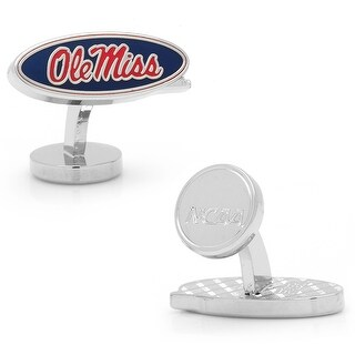 Palladium Ole Miss Rebels Cufflinks - Red
