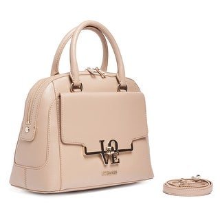 Moschino JC4022 0209 Taupe Satchel/Shoulder Bag