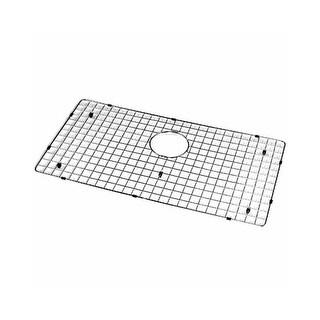 """Houzer BG-4650 Wirecraft 13-13/16""""L x 29-3/4""""W Stainless Steel Kitchen Sink Basin Rack"""