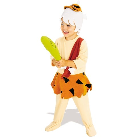Rubies Bamm-Bamm Toddler/Child Costume - Solid