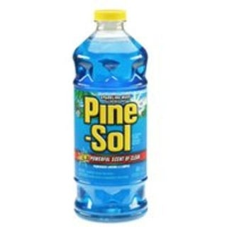 Pine-Sol 41904 Cleaner & Disinfectant, Sparkling Wave Scent, 48 Oz