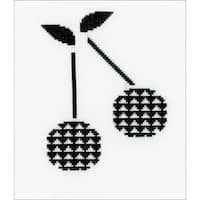 """6.75""""X8"""" 14 Count - Cherry On Aida Counted Cross Stitch Kit"""
