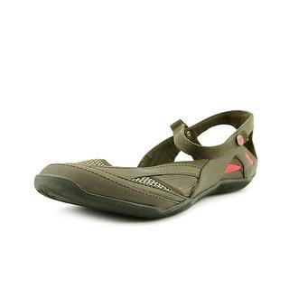 Teva Northwater Women W Round Toe Synthetic Brown Sport Sandal