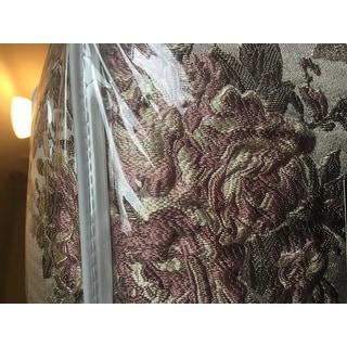 Chic Home Zanotti Jacquard Floral Fabric 9-piece Comforter Set