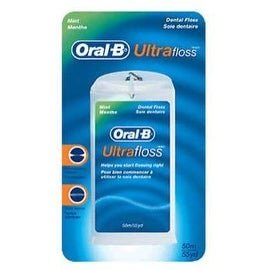 Oral-B Deep Clean Ultra Floss Mint 54 Yards