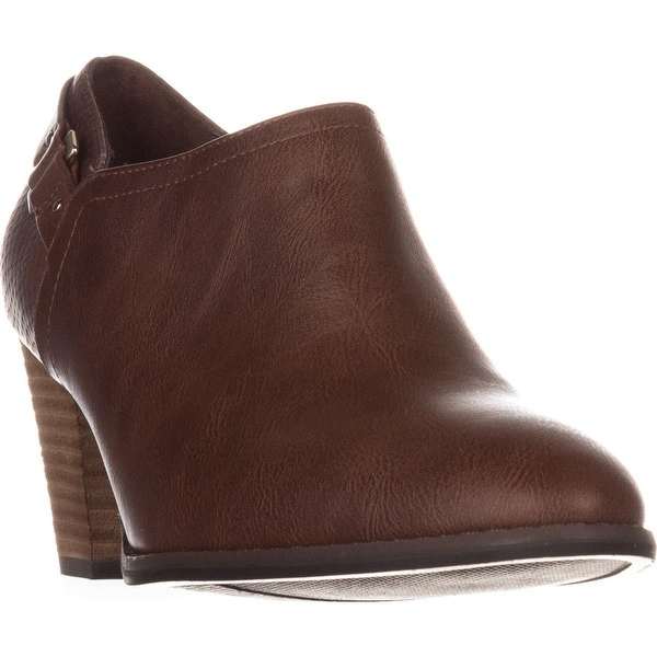 Dr. Scholls Disperse Ankle Booties, Whiskey