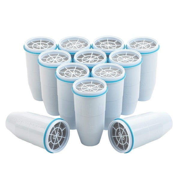 Zero Water Replacement Filters 5 Stage Dual Ion Exchange Filters (12 Pack) New