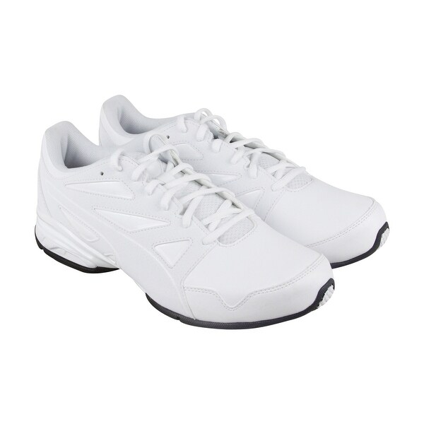 Shop Puma Tazon Modern Fracture Mens White Synthetic