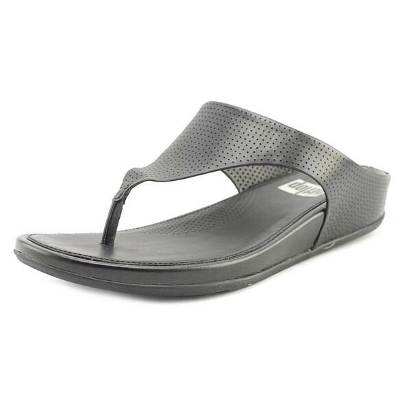 FitFlop Banda All Black Sandals