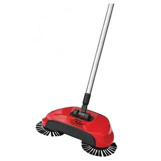 Fuller Brush ROT-6 Rotating Hard Floor Carpet Sweeper, As Seen On TV