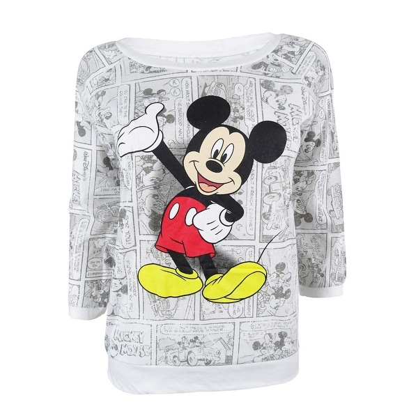 Disney Juniors' Mickey Mouse Graphic Top