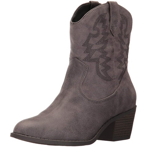 Fergalicious Womens Voila Closed Toe Ankle Fashion Boots