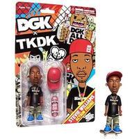 "Tokidoki + DGK 4"" Vinyl Figure Steve Williams - multi"