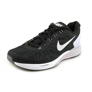 Nike Lunarglide 6 Men Round Toe Synthetic Running Shoe