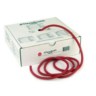 Thera-Band Latex Exercise Tubing - 100 ft. Lengths for Home & Clinic Use