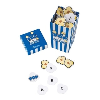 Learning Resources Pop For Letters Game, 100 Pieces