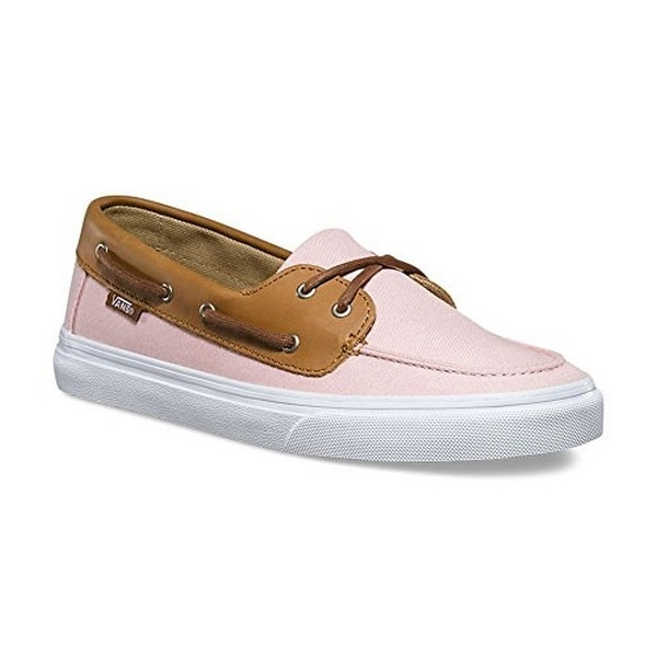34daa532cc Shop Vans Womens Chauffette Sf, (C&L) Dusty Rose, 9.5 - Free Shipping Today  - Overstock - 20247255