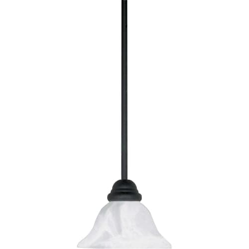 "Nuvo Lighting 60/386 Single Light 7-1/4"" Wide Mini Pendant"