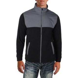 Champion Mens Athletic Jacket Fleece Workout