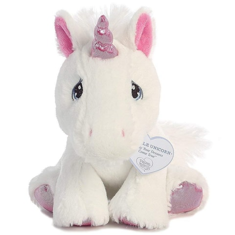 Precious Moments 'Gift Of Love' Plush (Sparkle Unicorn)