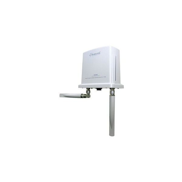 Hawking Technology HOD45B Hawking IEEE 802.11n 600 Mbit/s Wireless Access Point - ISM Band - UNII Band - 2 x Antenna(s) - 2 x