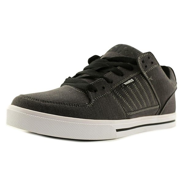 Osiris Protocol Men Black/Text/White Skateboarding Shoes