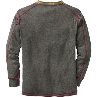 Legendary Whitetails Men's Fully Charged Henley