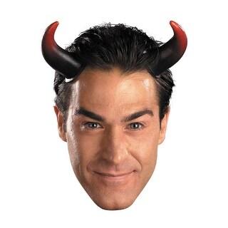 Disguise Oversized Devil Horns - Red/black